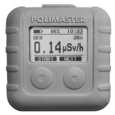 Continuous and Pulse X-Ray and Gamma Radiation Personal Dosimeter