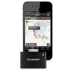 POLISMART II - Radiation Detector for iPhone