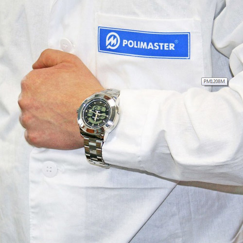 Radiation Detector Watch (Swiss Quartz)